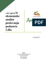 Skripta - Analiza 1