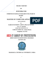 Report on job portal