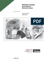 TECNI AR Filtros Catalogo Referencia Cruzada CRC 1
