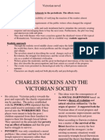 DICKENS+and+the+Victorian+Novel