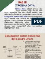 Bab 3 Komponen Semikonduktor