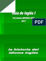 2. La historia del inglés