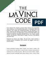 Davinci Notes