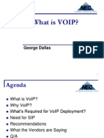 Explanation of VOIP