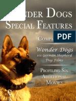 Wonder Dogs Special Features Jordan Taylor
