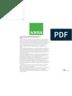 2013-05-07 | Ansa 2