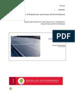 Guide Energie Photovoltaique Part FR