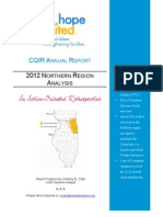 CQIR AnnualReport 2012 Northern
