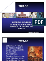 Triage Sumar
