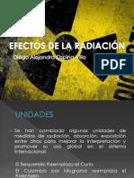 Efectos-Radiación