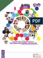 Participación Ciudadana para un Sistema Universal de Salud