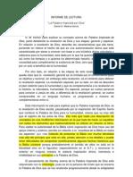 Daniel Medina Garcia Informe de Lectura 1