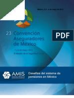Desafíos del sistema de pensiones en México