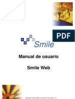 Manual Usuario SmileWeb