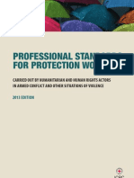 ICRC Proffessional Standards for Protection 2013 (English)