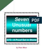 Seven Unusual Numners
