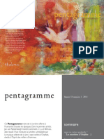 Pentagramme, 2011-Nr5- French LowRes