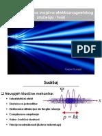 Fizika 4 Valno-Cesticna Svojstva Tvar