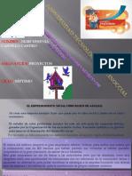 El Emprendimiento Social Yesenia Castillo