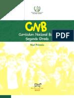2do. Grado Primaria CNB