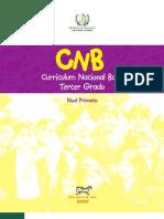 3ro. Grado Primaria CNB