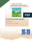 Plan Anual Entorno Natural