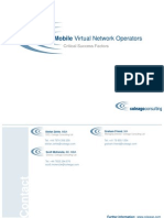 MVNO Critical Success Factors Coleago