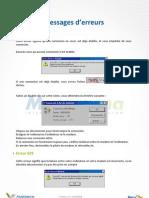Assistance Menara-connexion ADSL