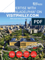 Visitphilly.com Media Kit/Rate Card