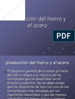 Producción del Hierro y el Acero.ppt