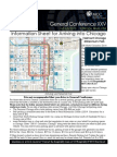 General Conference Chicago Arrival Information