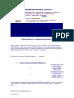 PS2 SBox Mod Chip Guia de Instalacion