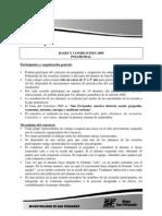 Bases nivel polimodal DQMH 2009