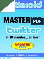 MasteringTwitterV2 Ready Rebranded