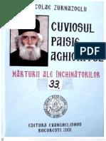 Cuviosul Paisie Aghioritul Marturii Ale Inchinatorilor Mic