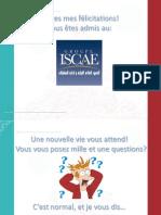 Plaquette ISCAE