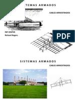 estructuras arriostradas