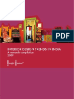 Interior Design Trends in India - A Preview