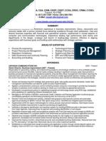 VP Business Process Improvement In New York City Resume Joseph Idler