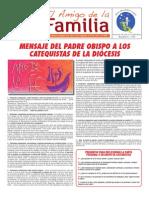 EL AMIGO DE LA FAMILIA domingo 12 mayo 2013