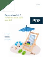Es Turismo Expectativas2012