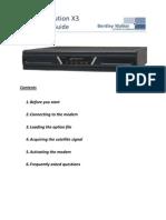 iDirect Evolution Guide