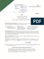 Keod Smith sues Tribune & Louis Bacon's Coalition for Defamation