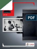 PIXMA Pro Series Brochure p8567 c3848 Es ES 1320140878