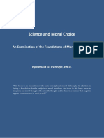 Science and Moral Choice