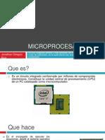 CPU Arquitectura