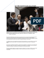 08-05-2013 Diario Cambio - Reconoce Moreno Valle transformación de la UPAEP