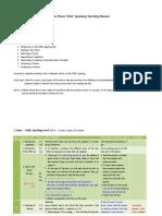 TOEIC Speaking Teaching Manual - 초급