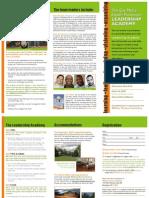 GMH Summit Brochure 2008