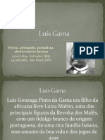 Luís Gama - Slide